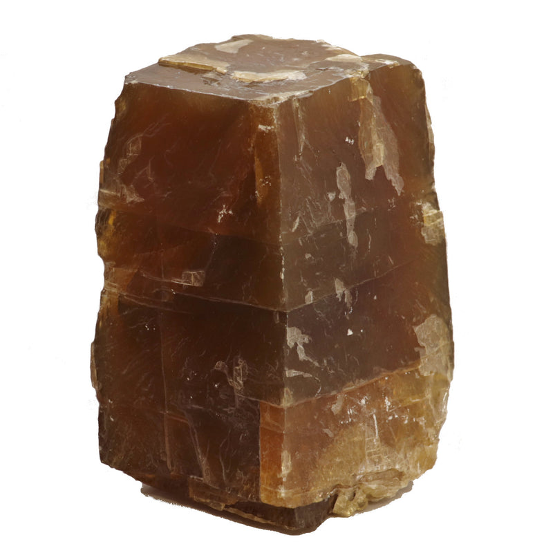 Honey Calcite Crystal - 5.1lbs