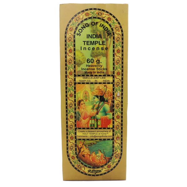 India Temple Incense for Sale | Dinomite Rocks and Gems