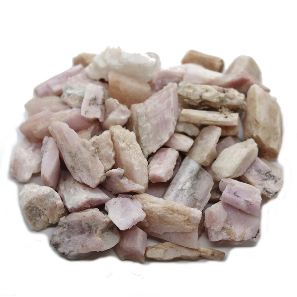 Kunzite Rough - 1lb Lot