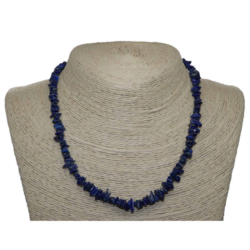 Lapis Necklace For Sale | Dinomite Rocks and Gems