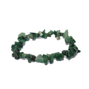 Nephrite Jade Natural Chip Bracelet Jewelry | Dinomite Rocks and Gems