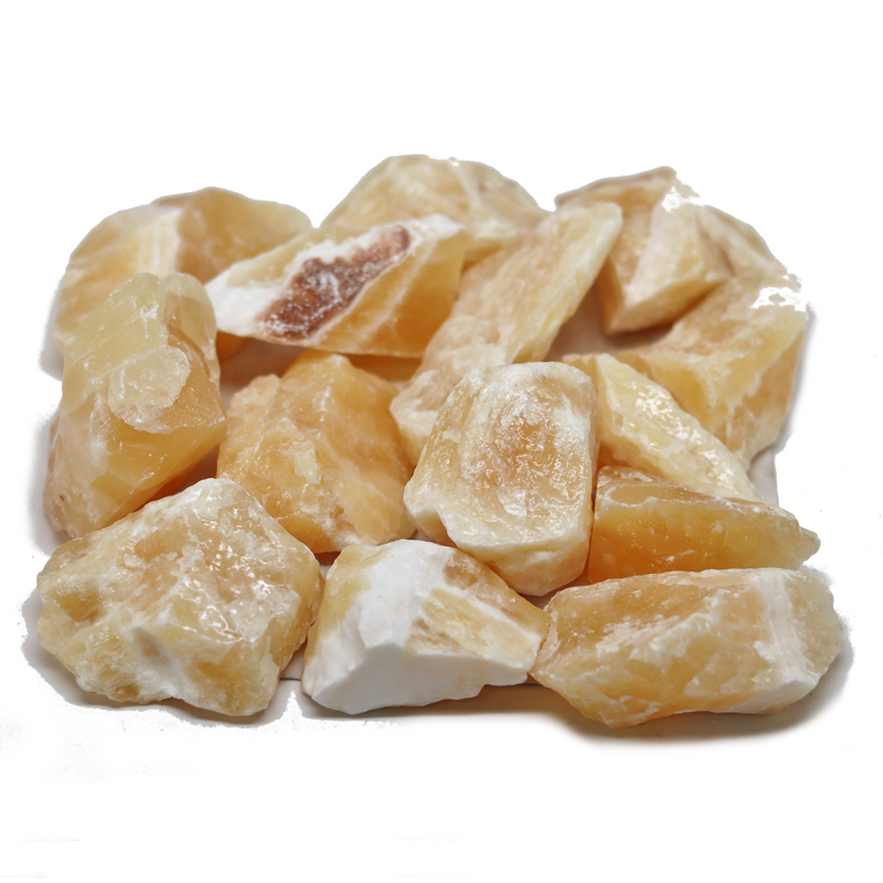 Orange Calcite - 1lb Lot