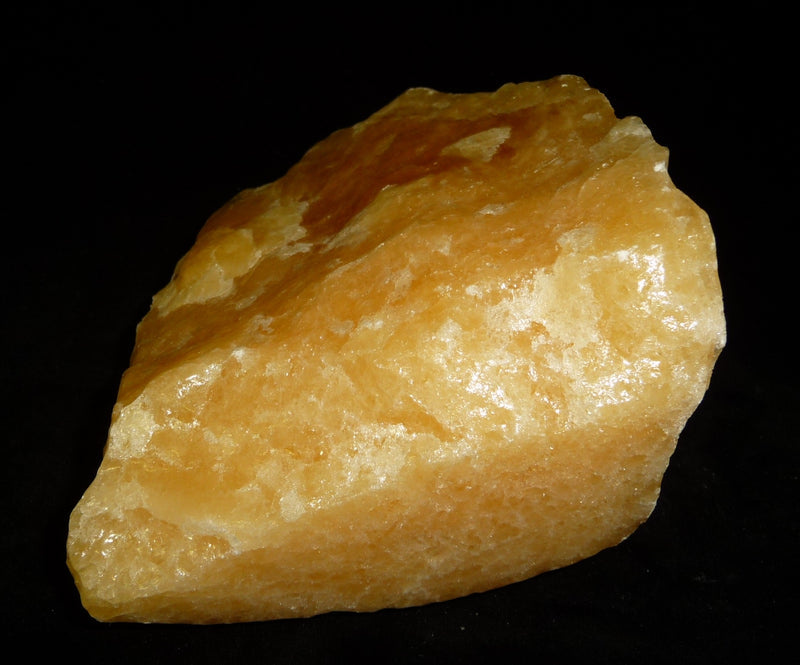Orange Calcite, Dinomite Rocks and Gems, Crystals, Rocks, Metaphysical