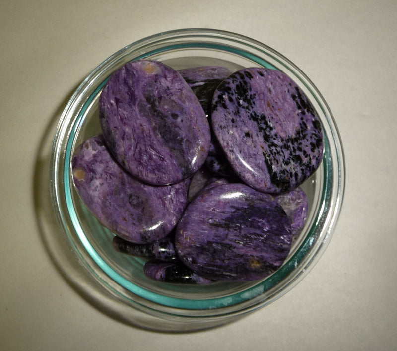 Charoite, Dinomite Rocks and Gems, Crystals, Metaphyical, Rocks, Gems