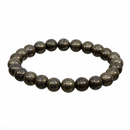 Pyrite Natural Beaded Bracelet