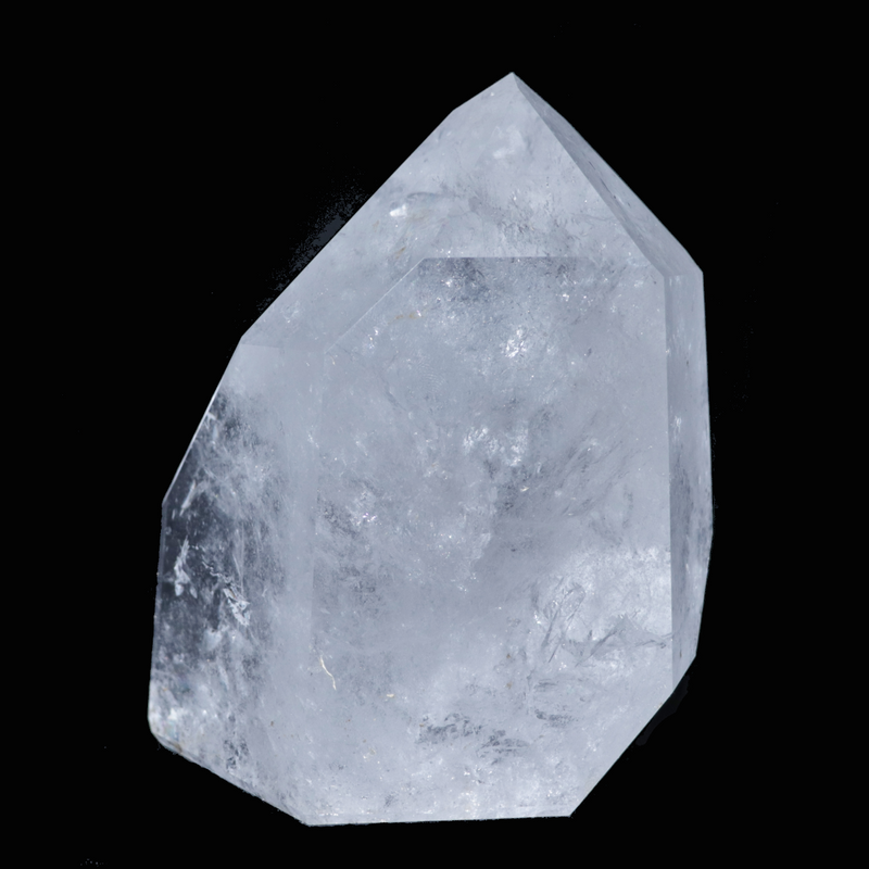 Polished Quartz Crystal - 5lbs 14.5oz