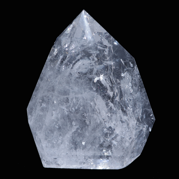 Polished Quartz Crystal - 3lbs 6.2oz