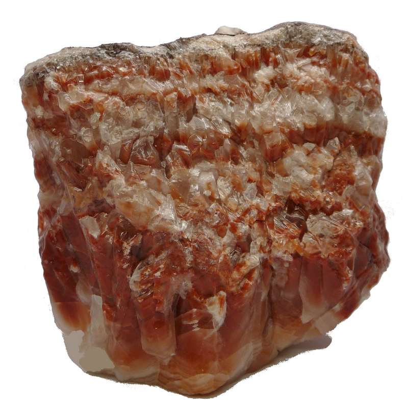 Red Calcite - 5lbs 3.9oz