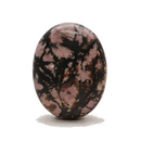 Rhodonite Palm Stone for Sale | Dinomite Rocks and Gems