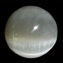 Selenite Sphere - Medium