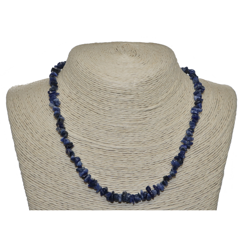 Sodalite Necklace For Sale | Dinomite Rocks and Gems