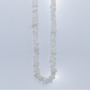 White Moonstone Necklace For Sale | Dinomite Rocks and Gems