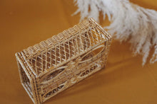 Load image into Gallery viewer, Rattan Tissue Box