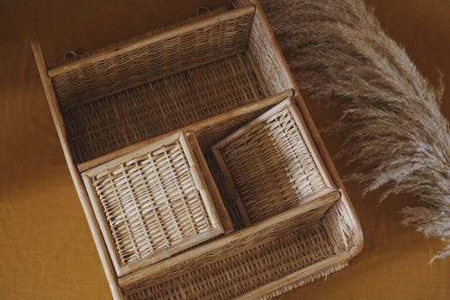 Wicker Shelf - coming soon