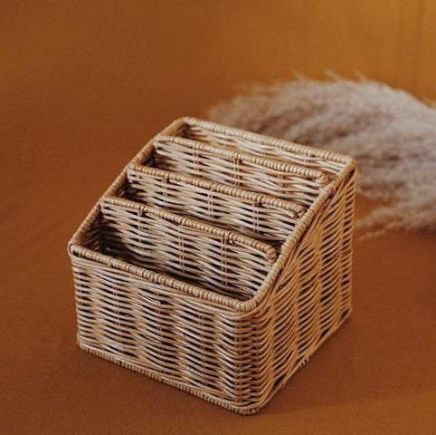 Wicker Organizer