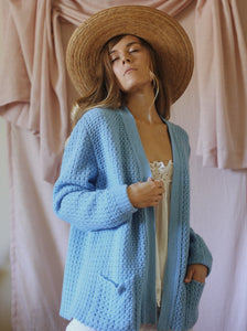 Carolina Blue Sweater