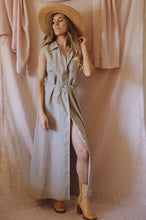 Load image into Gallery viewer, Sandy Linen Dress