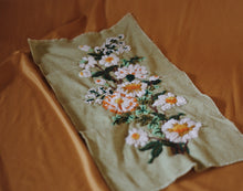 Load image into Gallery viewer, Floral Embroidery