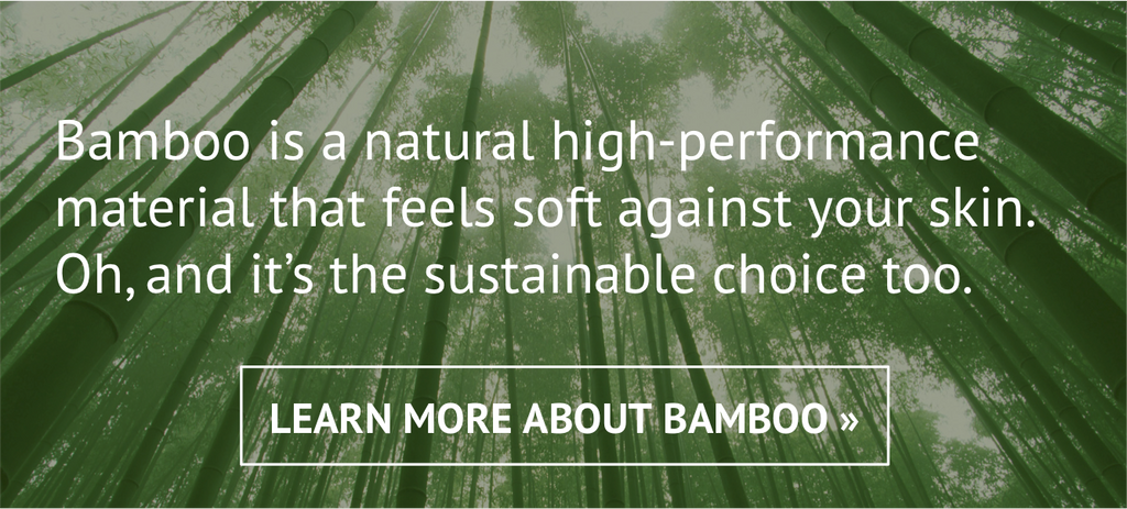 bamboo is a natural high-performance and super soft material — learn more at bamboo supply co.
