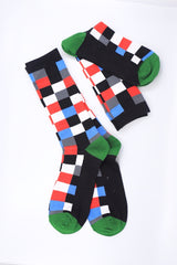 Art Deco Sock
