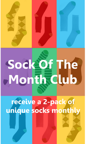 Sock of the Month Subscription