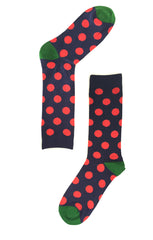 bamboo supply co. polka dot bamboo socks