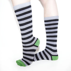 Bamboo Supply Co. Bamboo Striped Sock