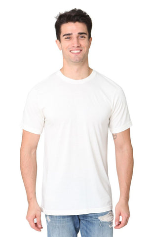 Crewneck Basic T-Shirt - White