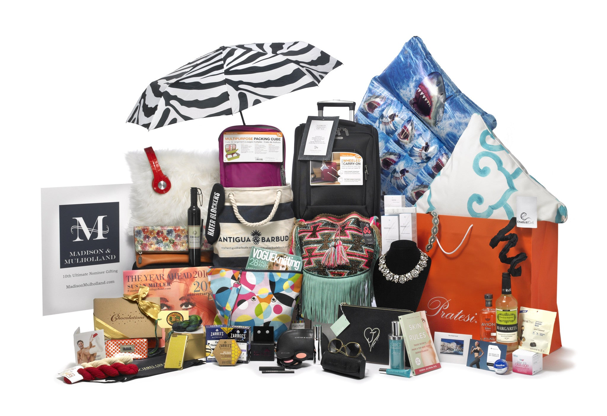 2016 Awards Season Gift Bag is ready! Win!