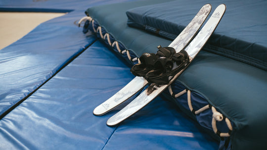 Equipment For Tramp Ski Training