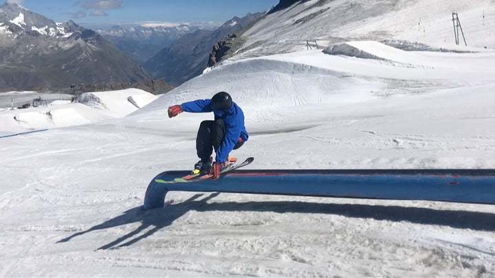 How To Safety Slide With Magnus Granér