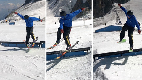 Ski Addiction How To Backslide