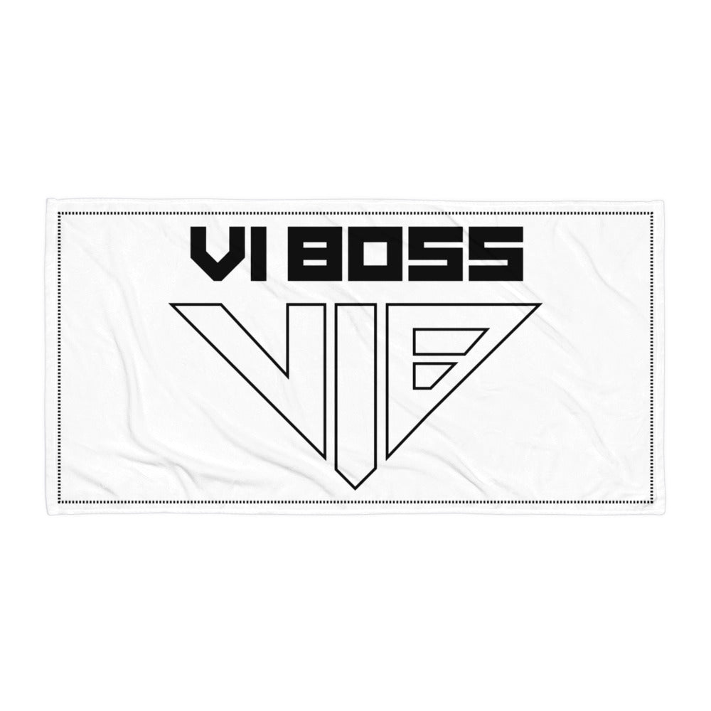 VIB Towel - White