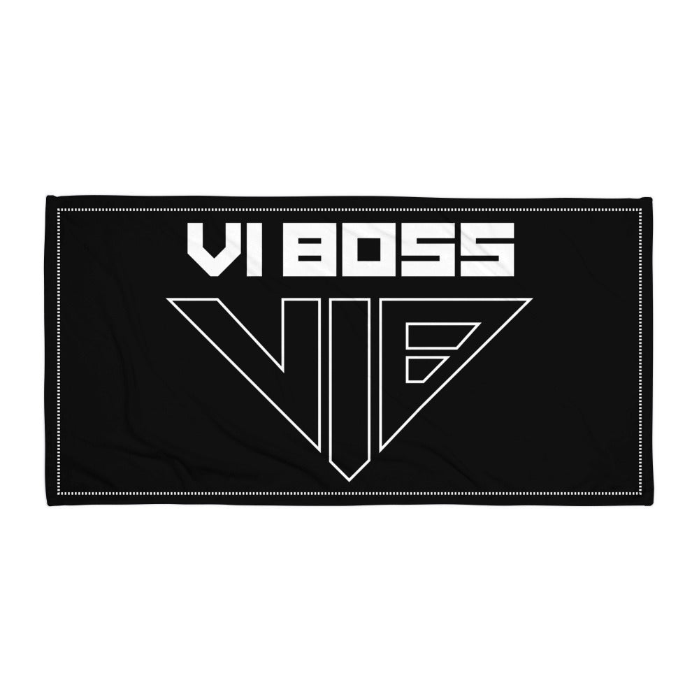 VIB Towel - Black