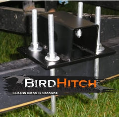 Bird Hitch Trailer Mount shown installed