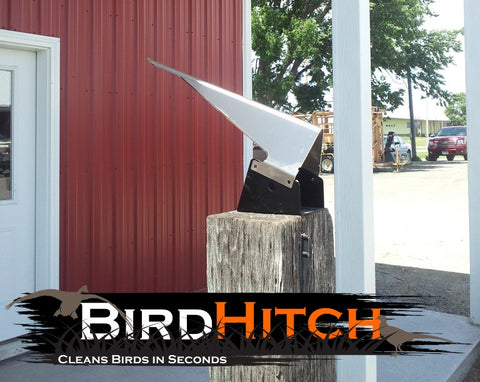 Bird Hitch Table Mount Unit
