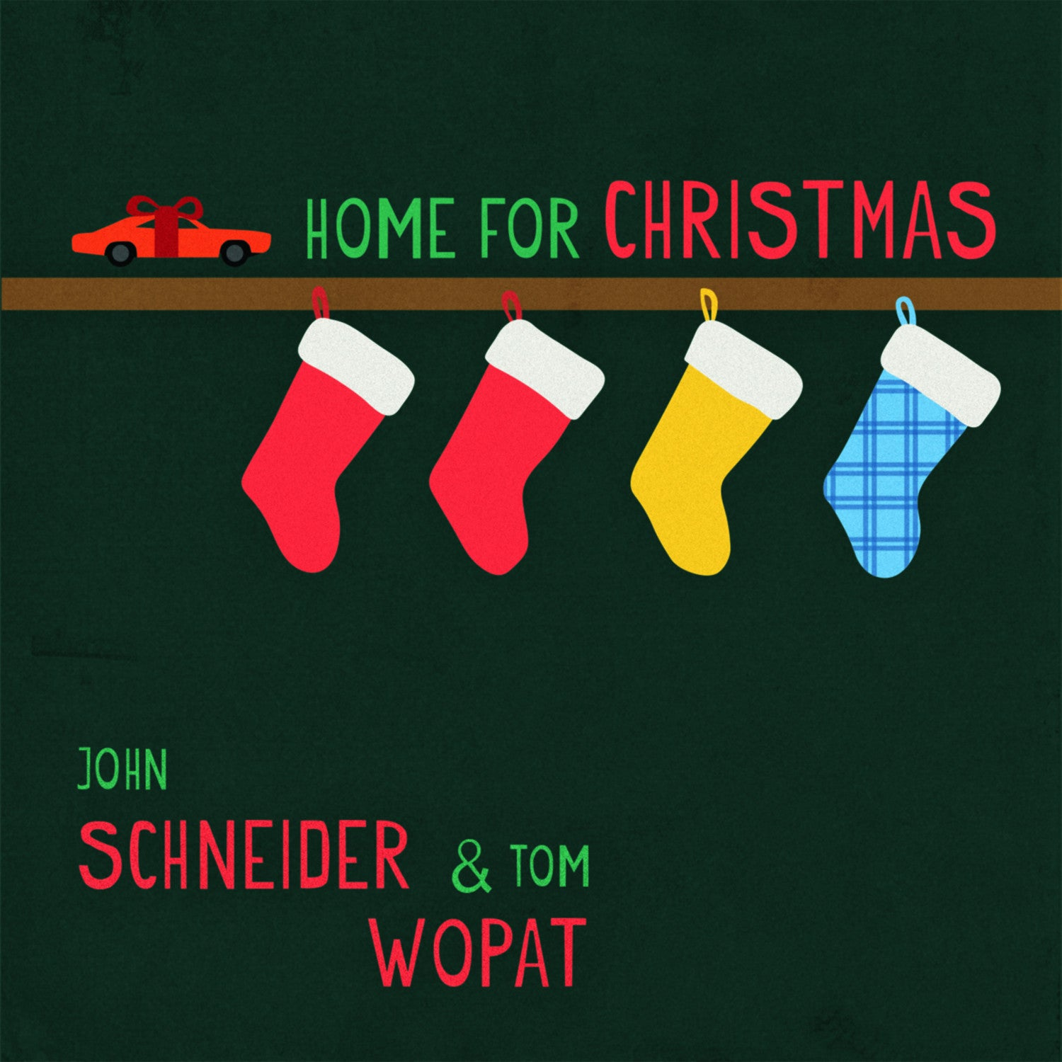Home For Christmas - VINYL 5 PACK