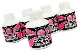 Mainline Baits Dedicated Base Mix Activators - All Flavours (300ml)