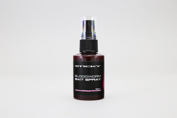 Sticky Baits Bloodworm Bait Spray