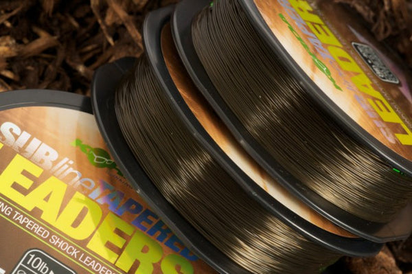 Korda Sub Line Tapered Leaders