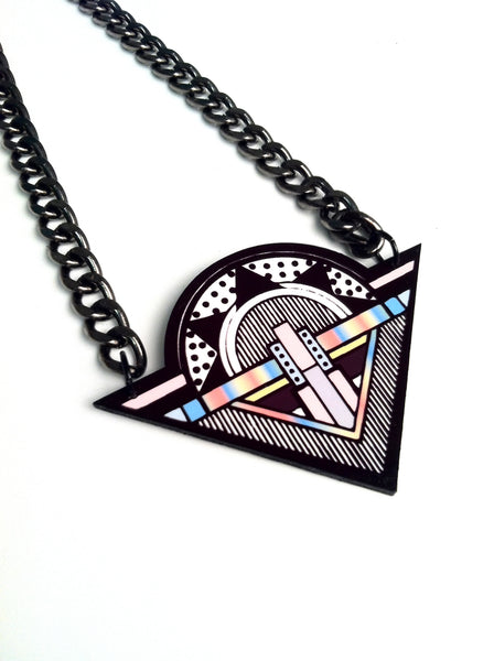 The Galactic crusade necklace