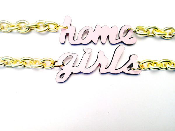 The Home-girls Friendship bracelets