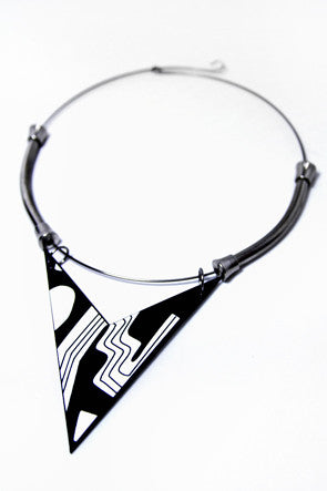 Abstract Triangle Choker