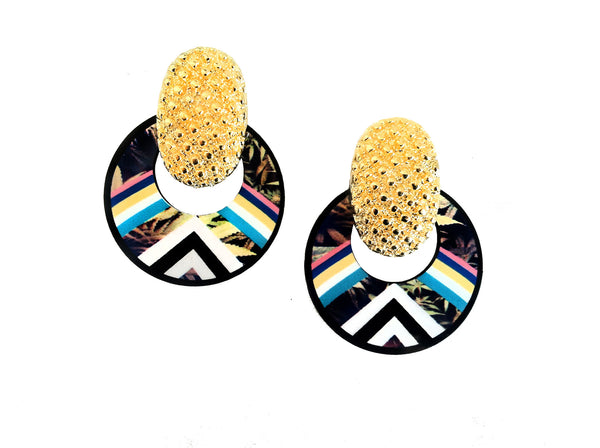 "The ""Stay Lifted"" Earrings"