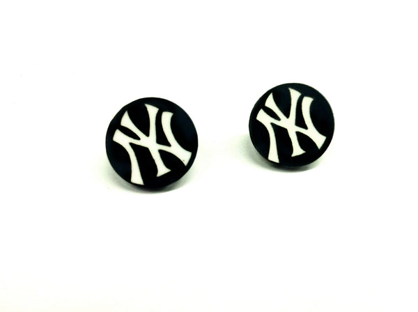 The NY city stud earrings