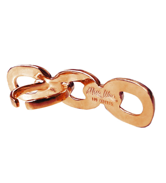 Three Chains Ring (gold)