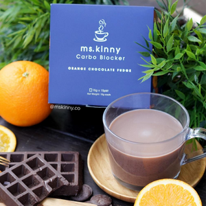 MsKinny Orange Cocoa Carb Blocker