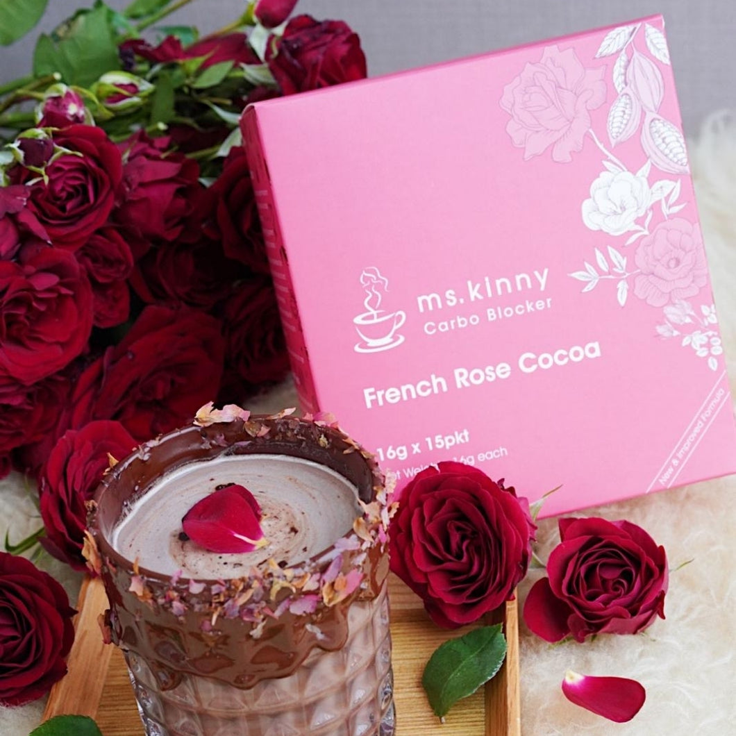 MsKinny Rose Cocoa Carb Blocker *Limited*