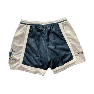 OFF 2 MARS® Retro Basketball Shorts Shorts OFF 2 MARS®