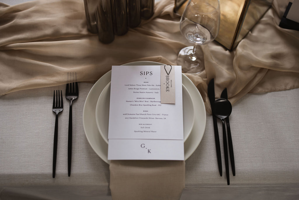 Georgia Place Setting
